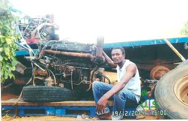 DAF 1160 Engine & Gearbox in Zambia