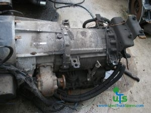 ALLISON AUTOMATIC GEARBOX MODEL - HD3560