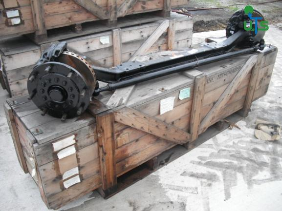 DAF NEW AXLE