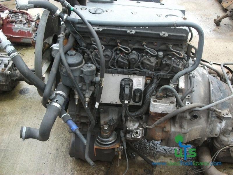 MERCEDES BENZ OM904 LA 4CYL TURBO ENGINE