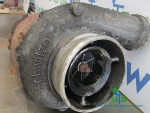 MERCEDES 1323/1823/2528 SCHWITZER TURBO / ENGINE BRAKE