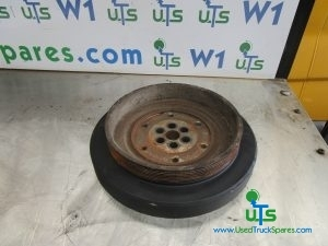 MERCEDES 1323/1823/2528 CRANKSHAFT DAMPER + PULLY