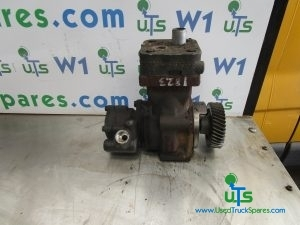MERCEDES 1323/1823/2528 COMPRESSOR + POWER STEERING PUMP