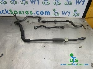 MERCEDES 1323/1823/2528 FUEL/DIESEL PIPES X3