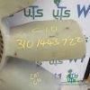 CAT C10 / C12 VISCUSS FAN + HUB P/NO 3101443722