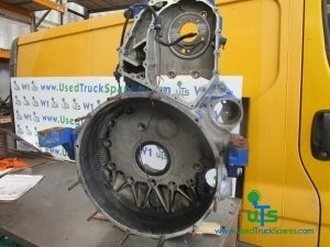 IVECO CURSOR 8 FLYWHEEL BELLHOUSING P/NO 99482255