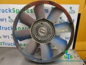 IVECO CURSOR 8 VISCUSS FAN COMPLETE P/NO 29037/500342509