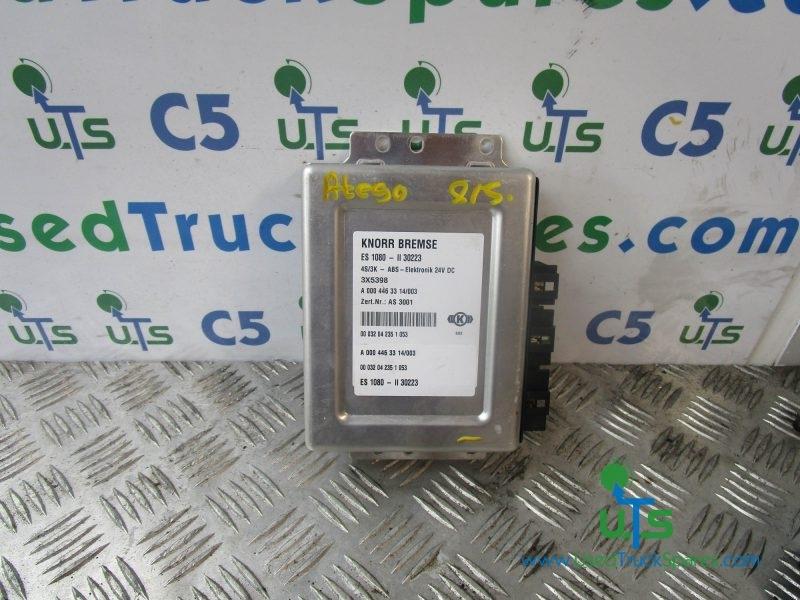 MERCEDES ATEGO ABS ECU P/NO A0004463314/003