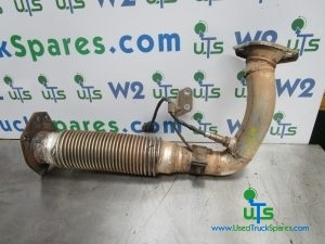 MITSUBISHI FUSO 75C FRONT EXHAUST PIPE AND SENSOR