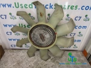 MITSUBISHI CANTER 35C13 VISCUSS FAN