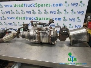 ISUZU NKR DPF / CAT EXHAUST SYSTEM P/NO 898036815