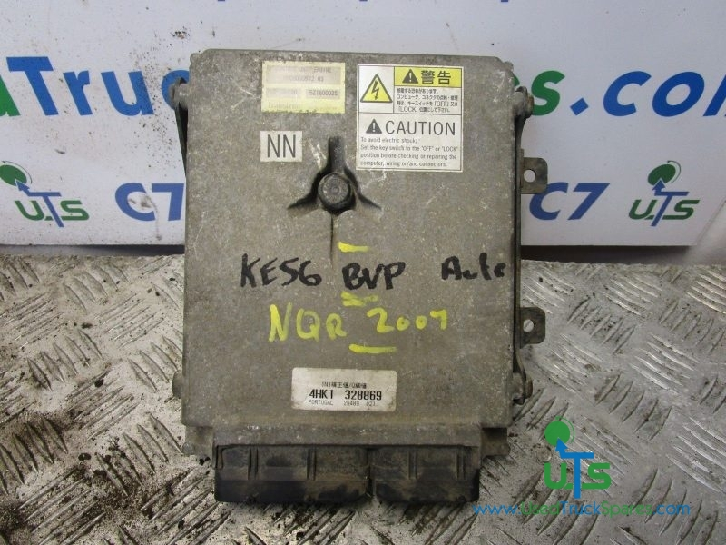 ISUZU NQR 4HK1 ENGINE ECU P/NO 8980005972 03