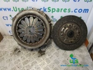 MITSUBISHI CANTER FUSO 75C CLUTCH PLATE AND PRESSURE PLATE