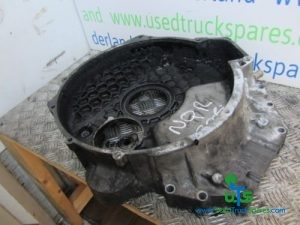 ISUZU NQR BELLHOUSING (FLYWHEEL) 4HE1 ENGINE