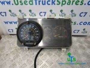 ISUZU NQR CLOCK CLUSTER AND TACHO