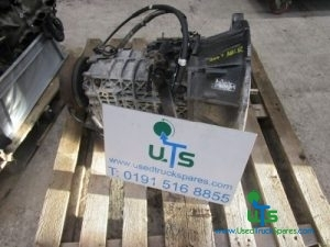 ISUZU NKR 5 SPEED MANUAL GEARBOX