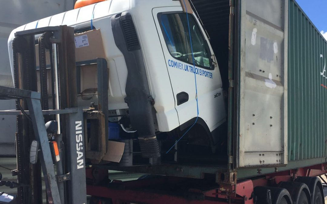 LCL Container to New Zealand