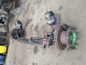 Dennis Elite II Midlift Steer Axle