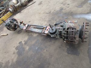 Dennis Elite II Midlift Axle