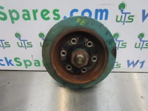 VOLVO FE D7E CRANKSHAFT FRONT PULLY