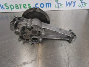 Scania 124 420 Oil Pump 1385577