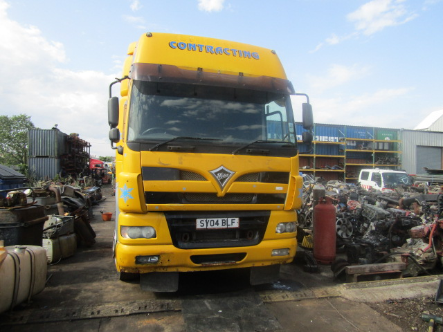 Foden Alpha Breaking for Spares