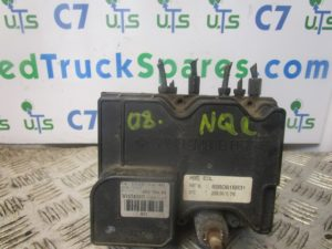ISUZU NQR ABS PUMP ECU 898081725