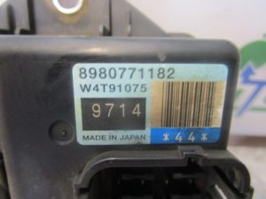 ISUZU N75 ECU / RELAY 898771182