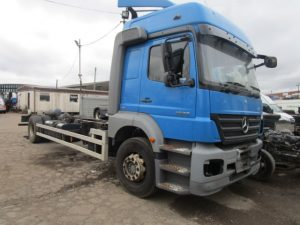 Mercedes 1823 Manual Breaking for Spares 2011