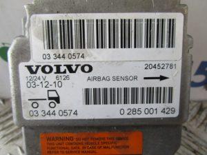 VOLVO FM9/FM12 AIRBAG SENSOR 20452781