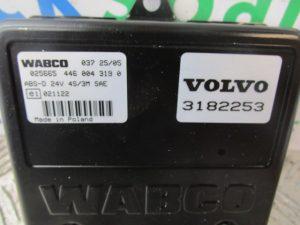 VOLVO FL/FM/FH WABCO ABS ECU 3182253