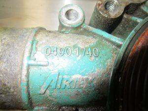 Volvo FE D7E Water Pump 04901740.