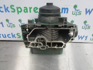 Volvo FE 240/280 D7E Oil Filter Housing / Oil Cooler