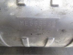 Mitsubishi Fuso 75C15 / 75C18 DPF ME555982