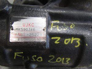 Mitsubishi Fuso 75C15/75C18 Steering Box MK590346