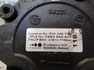 Mitsubishi Fuso Power Steering pump 7693955607