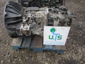ZF 9S75 ECIMID GEARBOX