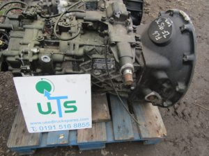 ZF 9S75 ECOMID GEARBOX