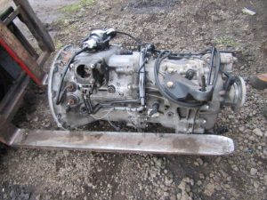Mercedes Atego/Axor G131-9 9 Speed manual gearbox