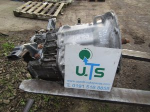 MERCEDES ATEGO G60-6 6 SPEED GEARBOX