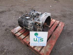 MAN TGL 6AS 850 AUTOMATIC GEARBOX