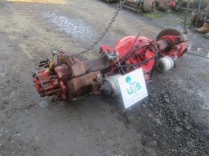 DAF LF55 REAR AXLE / DIFF