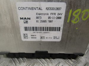 MAN TGL / TGM FFR UNIT ECU 81.25805.7087