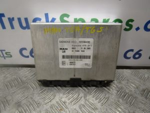 MAN TGA / TGS FFR UNIT ECU 81.25805.7040