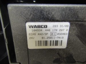 MAN TGM ECAS ECU 81.25811.7019