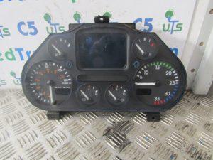 DAF CF65 CLOCK CLUSTER 1372055