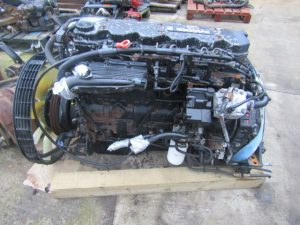 DAF LF 220 PACCAR ENGINE