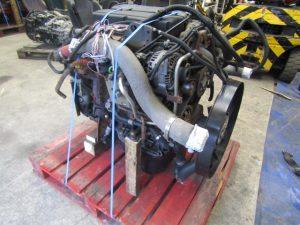 MAN TGL DO834 LFL54 ENGINE