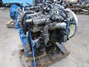 MITSUBISHI FUSO 4P10 8AT4 ENGINE EURO 5