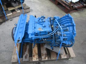 MITSUBISHI FUSO DUONIC AUTOMATIC GEARBOX